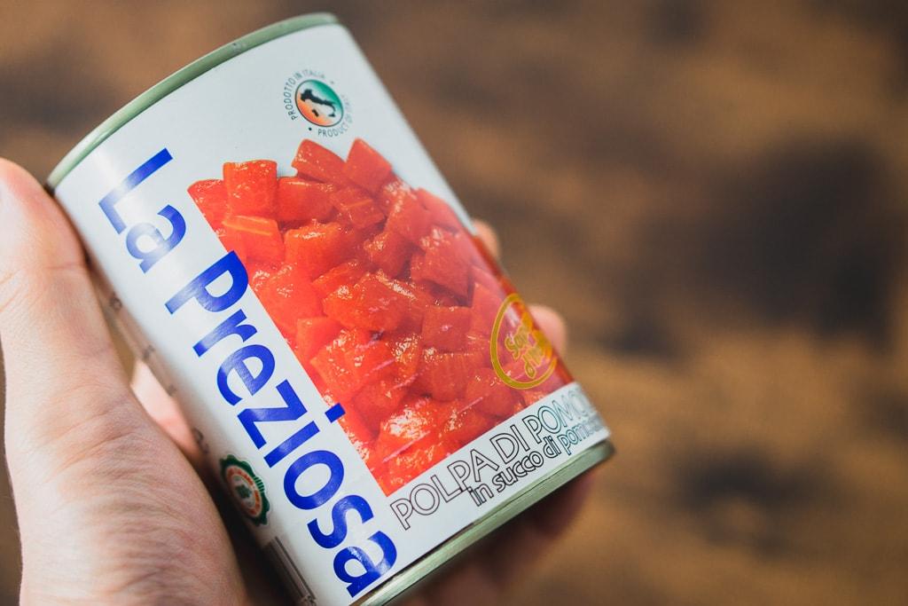 人気のカットトマト