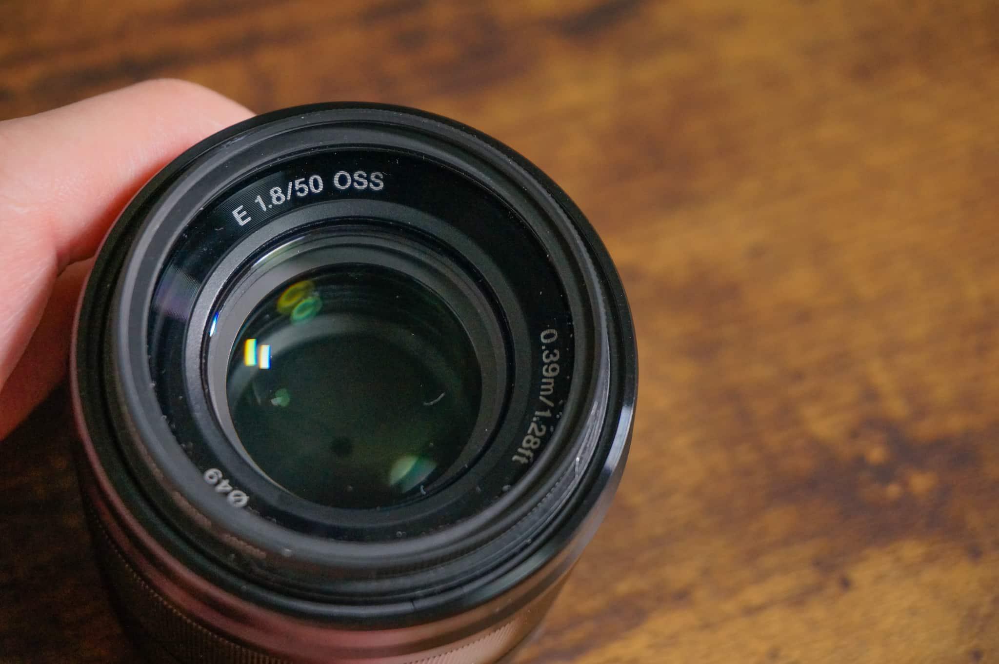 ソニーで1番安い単焦点レンズ