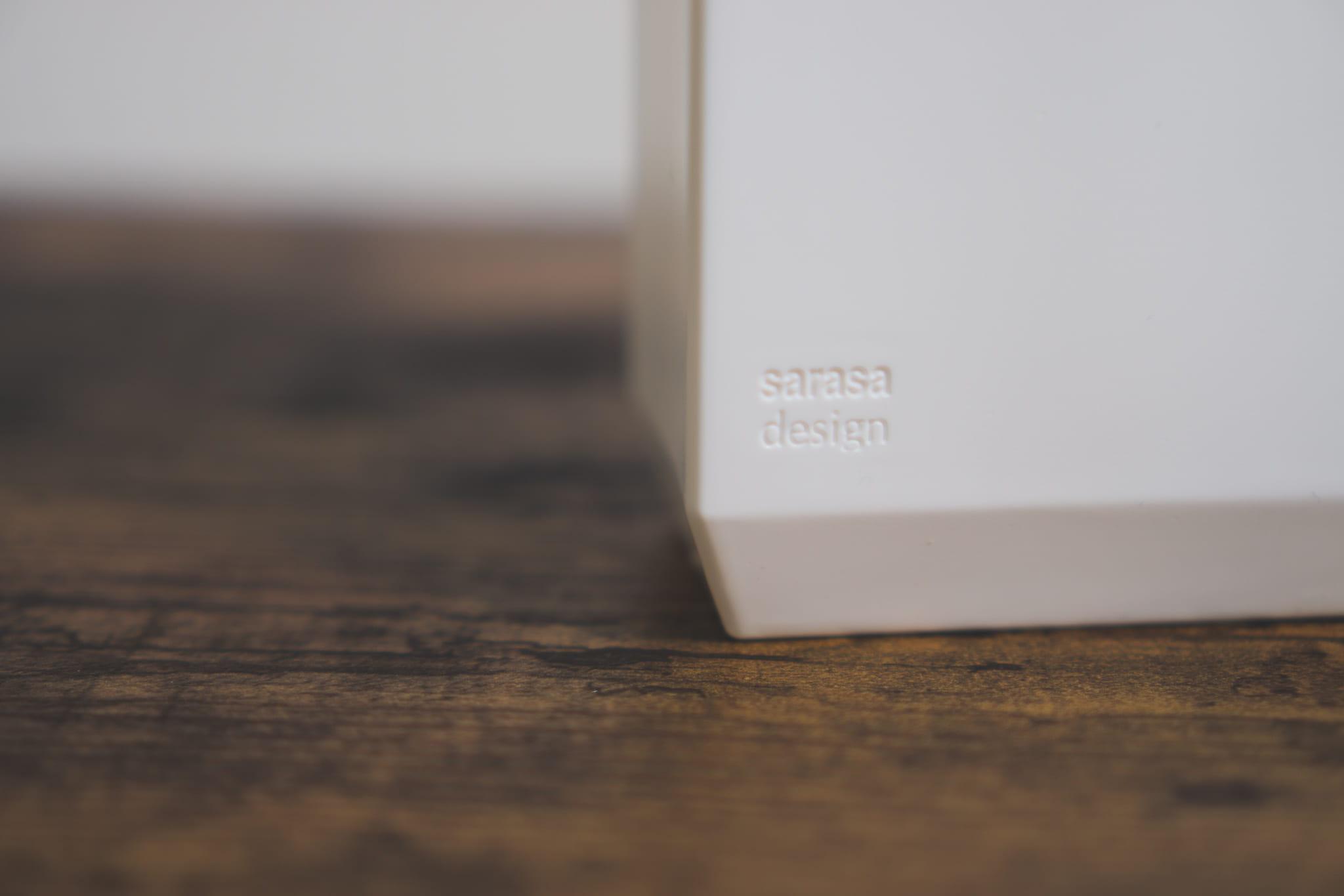 無駄のないシンプルなデザイン