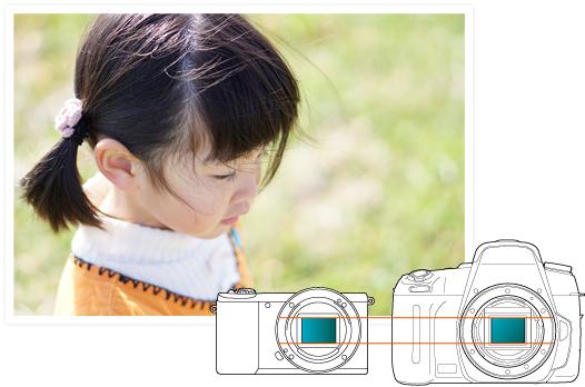 【画質について】画素数・センサーサイズ