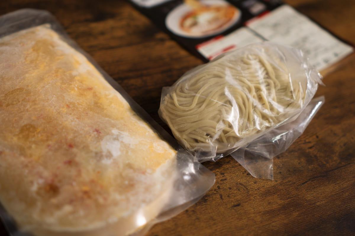 「麺・スープ・具材」お店そのままの味を楽しめる