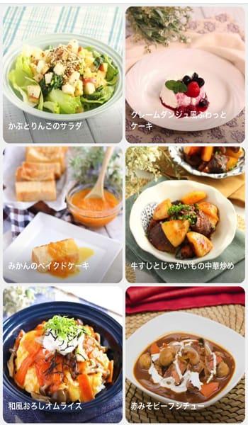 料理のプロがレシピを作っている-1