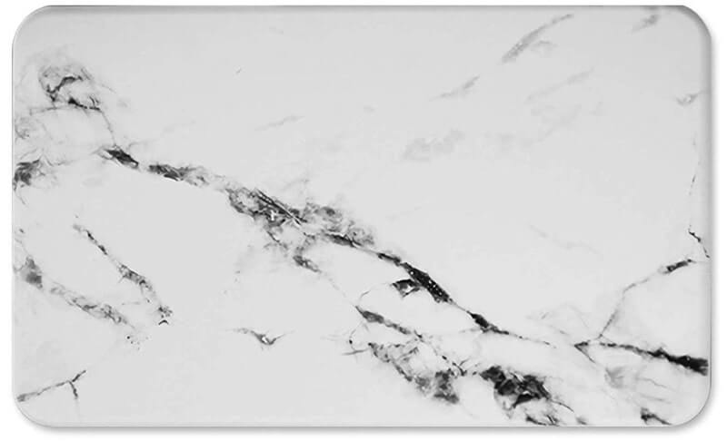 CONNECT-J「大理石風 珪藻土バスマット」