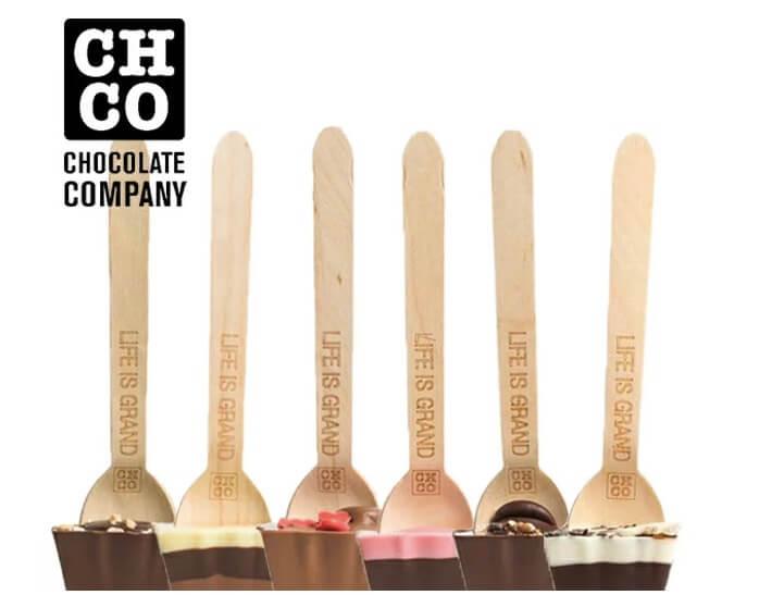 chocolate company「ホットチョコスプーン」