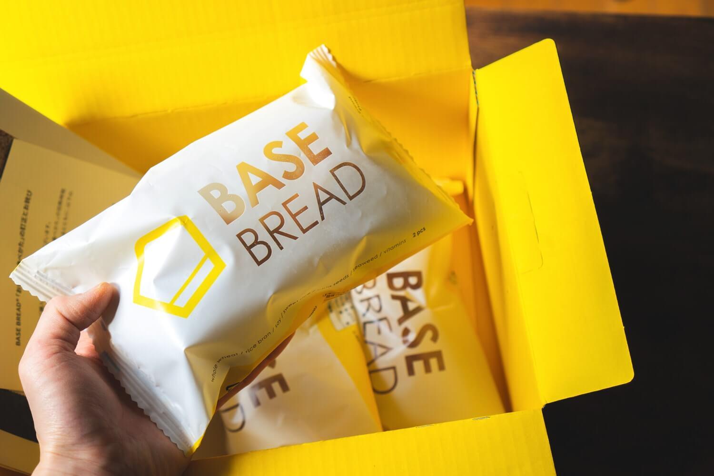 完全食のパン「ベースブレッド」