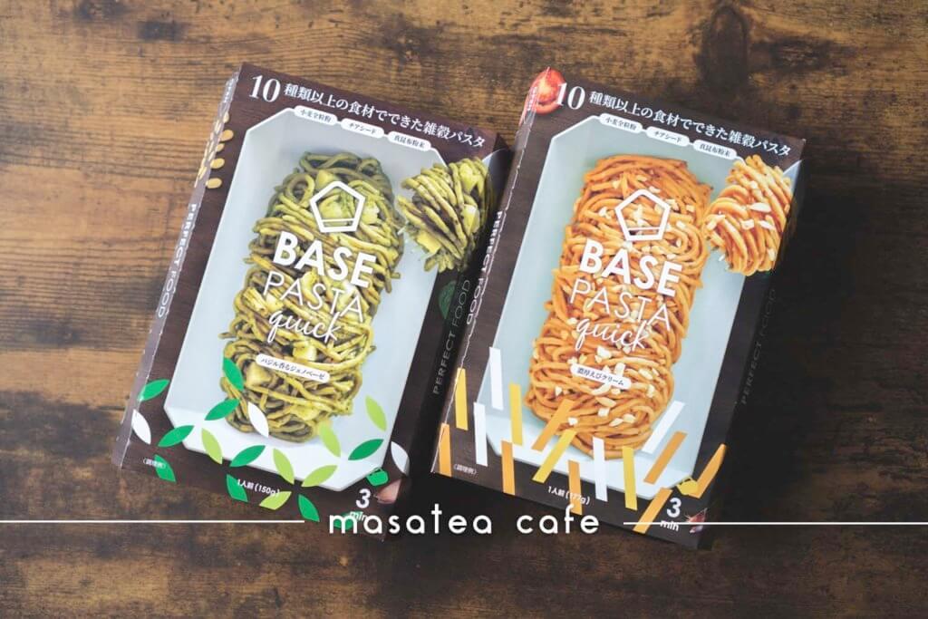 完全食カップ麺「ベースパスタクイック」を食べてみた【ナチュラルローソンでも発売】