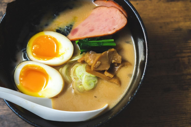こってり濃厚 豚骨醤油スープ完成