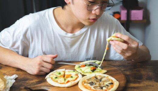 森山ナポリにグルテンフリーの米粉ピザが登場!実際に食べてみたよっ!
