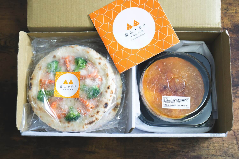冷凍ピザの概念を変える「森山ナポリ」とは?