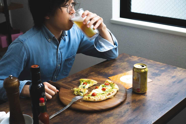 森山ナポリのピザをいろいろ食べてみた感想まとめ