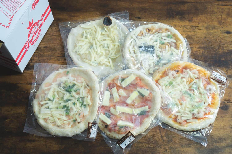 フォンターナで冷凍ピザをいろいろ注文してみた!