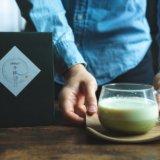 抹茶好きのための抹茶ラテ。「千休(センキュー)」の抹茶が美味しい…。