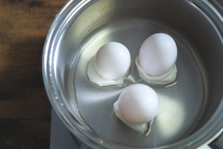 茹で卵も出来てしまう...!