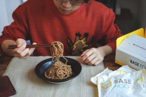 完全食「BASE NOODLE(ベースヌードル)」はまずいのか?!50食以上食べた感想!【口コミ・評判】