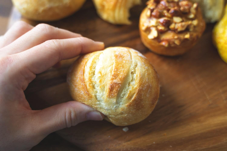 ハニーソイ(はちみつ豆乳パン)