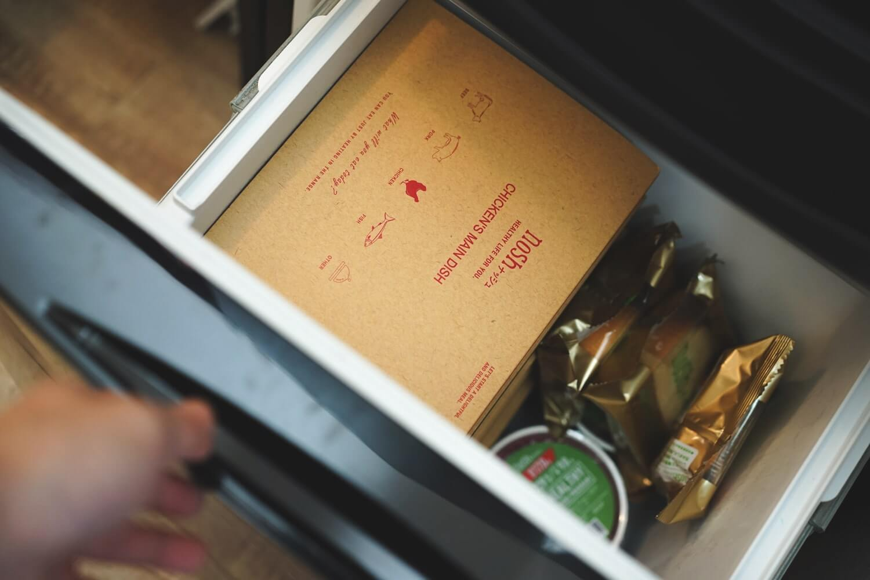 頼みすぎると冷凍庫がいっぱいになる