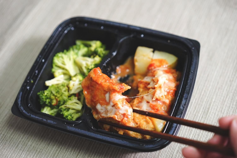 パサつきがちな鶏胸肉も普通に柔らかい