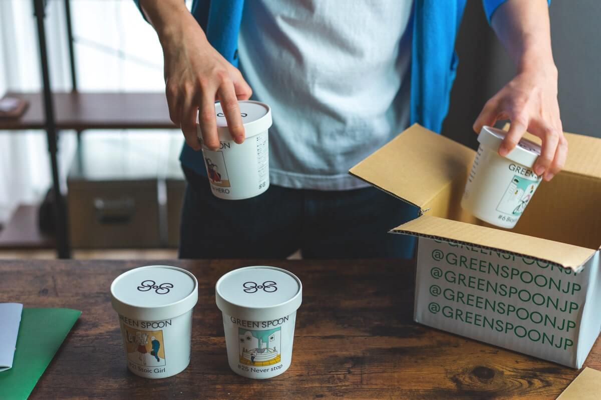 GREEN SPOON(グリーンスプーン)でスムージーを色々注文してみました!