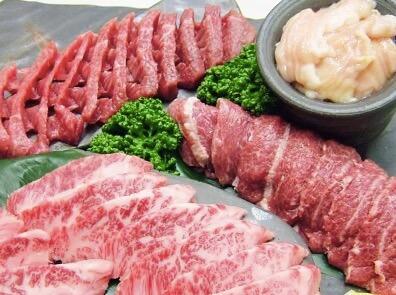 特選松阪牛やまと「高級焼肉カルビ」